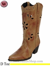 Women's Dingo Wendy Boots DI8542