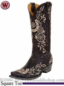 Women's Old Gringo Lucky Boots L515-4