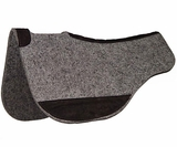 Wool Blend Felt Contour Tucker Saddle Pads 40-700 701 702 703