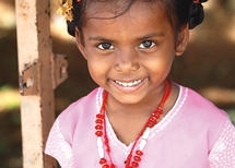 Give the Gift of Education to a Girl in Rural India