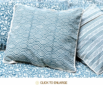 Tilonia® Home: Decorative Pillow Cover - Mod Pod in Teal