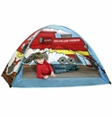 Dreamland Express Train Bed Tent - Full/Double Size