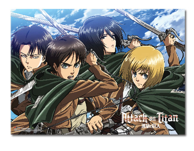 The gallery for --> Attack On Titan Levi And Mikasa