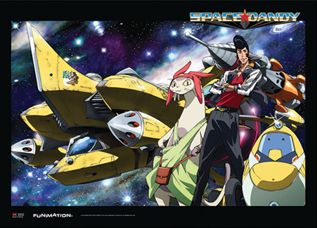 Space Dandy Ship Space Dandy Aloha oe Ship