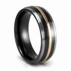 "Edward Mirell Black Titanium Band - ""Mystique"""