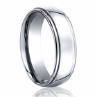 BENCHMARK 7mm Cobalt Chrome Wedding Band