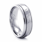 BENCHMARK Cobalt Chrome Ring Collin