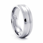 BENCHMARK Cobalt Chrome Ring Kalmin