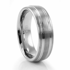 BENCHMARK Guiser Tungsten Ring