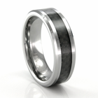 BENCHMARK HelioTungsten & Carbon Fiber Ring