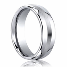 BENCHMARK Mens Cobalt  Ring