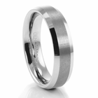 BENCHMARK Norfolk Tungsten Ring