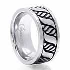 BENCHMARK Regalia Cobalt  Mens Ring