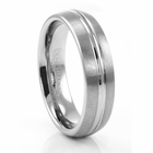 BENCHMARK Square Cobalt Chrome Ring