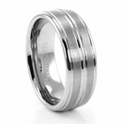 BENCHMARK Trenton Tungsten Ring