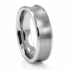 BENCHMARK Tungsten Ring Ravin