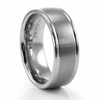 BENCHMARK Worthington Tungsten Ring