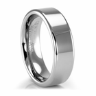 BENCHMARK York Tungsten Carbide Ring