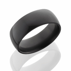 ELYSIUM Solid Diamond Ring Rounded Profile Polished Finish by Lashbrook