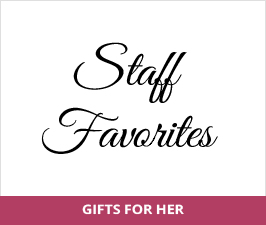 Great Gifts for Her - Staff Favorites