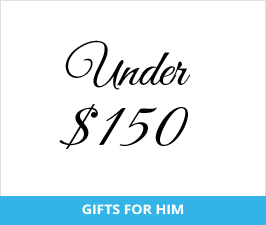 Great Gifts for Him - Under $150