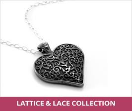 LATTICE & LACE Collections by Edward Mirell