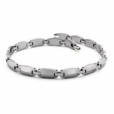 MILAN Tungsten Carbide Bracelet