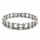 Titanium Bicycle Link Bracelet by Edward Mirell