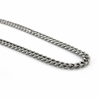 Titanium Curblink Chain - 5mm wide
