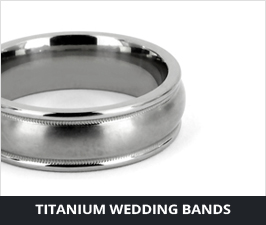 Titanium Rings & Wedding Bands