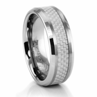 TRITON Tungsten and Carbon Fiber Ring Brutus
