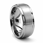 TRITON  Tungsten Wedding Band - ALTO