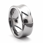 TRITON Tungsten Wedding Band - WAVE