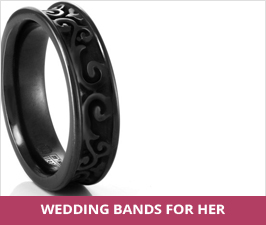 Wedding Bands For Her