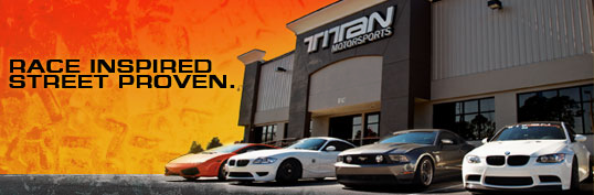 Titan Motorsports Orlando's Premier Custom Automotive Performance Superstore