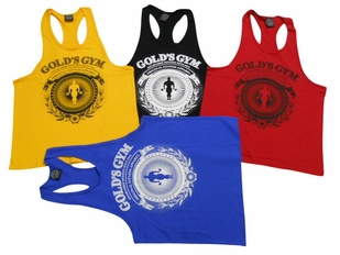 Gold's Gym Tank Top- #TT-290