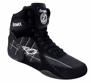 New- Otomix Black Ninja Warrior Bodybuilding Combat Shoe-M/F3333