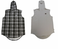 New- Otomix Hooded Sleeveless Vest