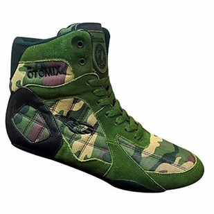 New- Otomix Ninja Warrior Bodybuilding Combat Shoe-M/F3333NEW- Camo