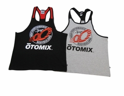 New- Otomix Performance Bodybuilding Tank- Style 200BB