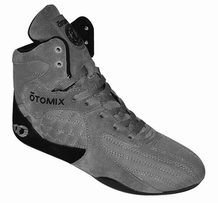 New- Otomix Stingray Escape Shoe- M3000- Grey Ghost