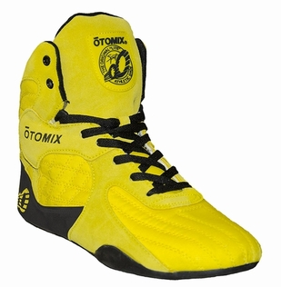 New- Otomix Stingray Escape Shoe- M3000- Yellow- Limited Edition