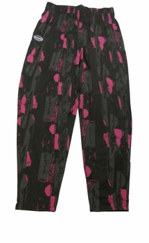 New- Otomix Work Out Pants- Midnight Lazer