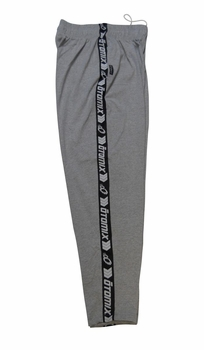 Otomix Work Out Pants- Grey Signature Stripe