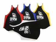 "New- PitBull Two Tone ""MADE IN LA"" Stringer Tank"