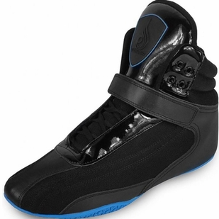 New- Ryderwear Raptors G-Force Performance Shoes- Black Ice
