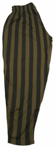 T. Micheal Baggy Pants- Factory Direct # 932- Tan/Black