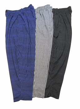 T. Micheal Mini Stripes Baggy Pants- Factory Direct Style #MiniStripePack