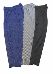 New- T. Micheal Mini Stripes Baggy Pants- Factory Direct Style #MiniStripePack