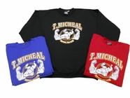 NEW- T. Micheal Printed Big Top Shirt # 107- Factory Direct